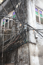Electricity supply, Stone Town, Zanzibar