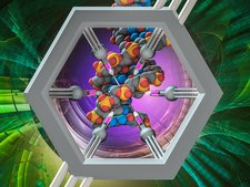 Genetic engineering, illustration