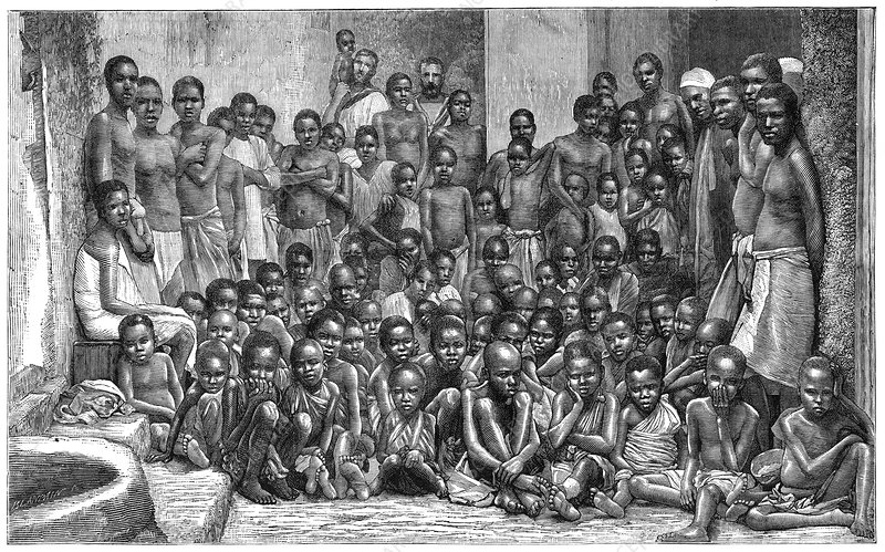 what started slavery in africa
