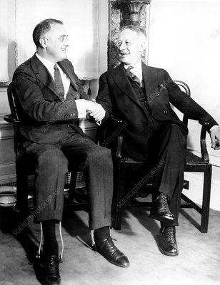Franklin Roosevelt and polio, 1930s
