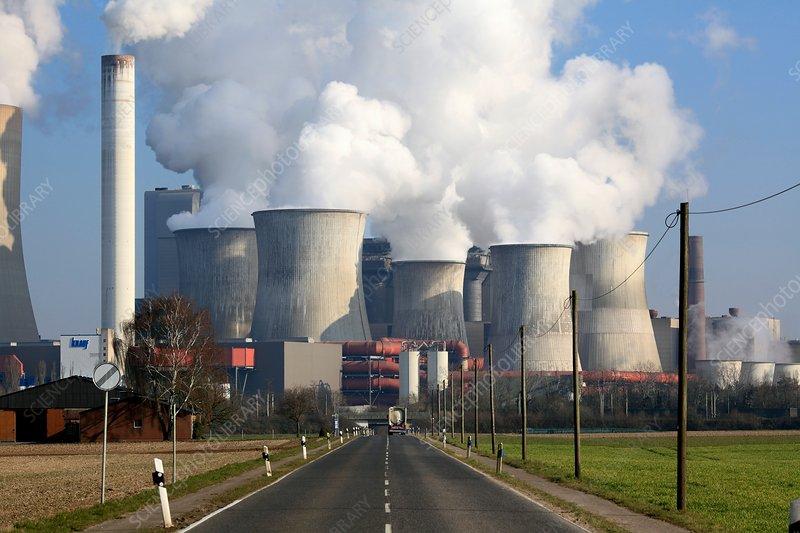 Niederaussem Power Station, Germany