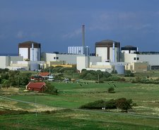 Ringhals Nuclear Power Plant, Sweden