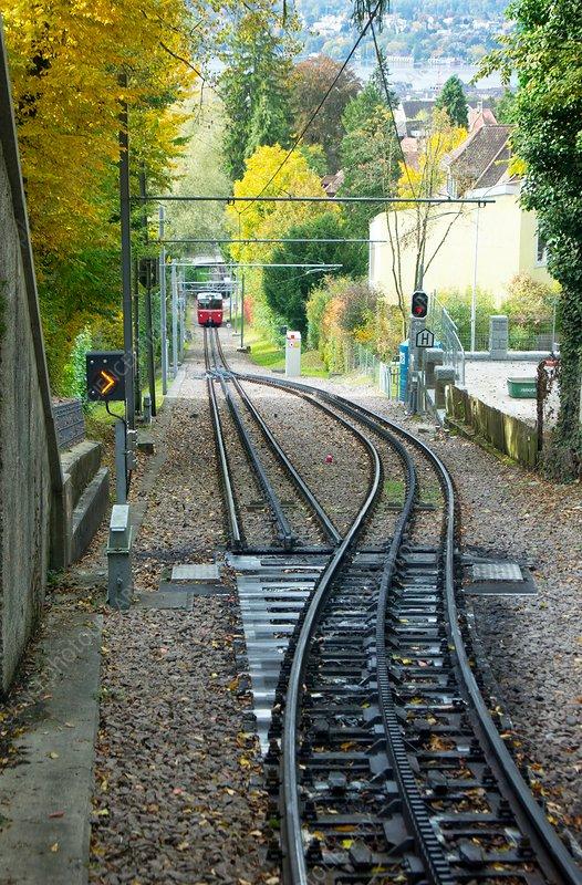 Zurich Dolderbahn railway