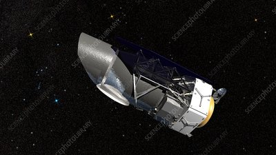 Wide Field Infrared Survey Telescope, illustration