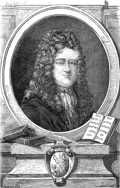Gottfried Wilhelm Leibniz, German Mathematician