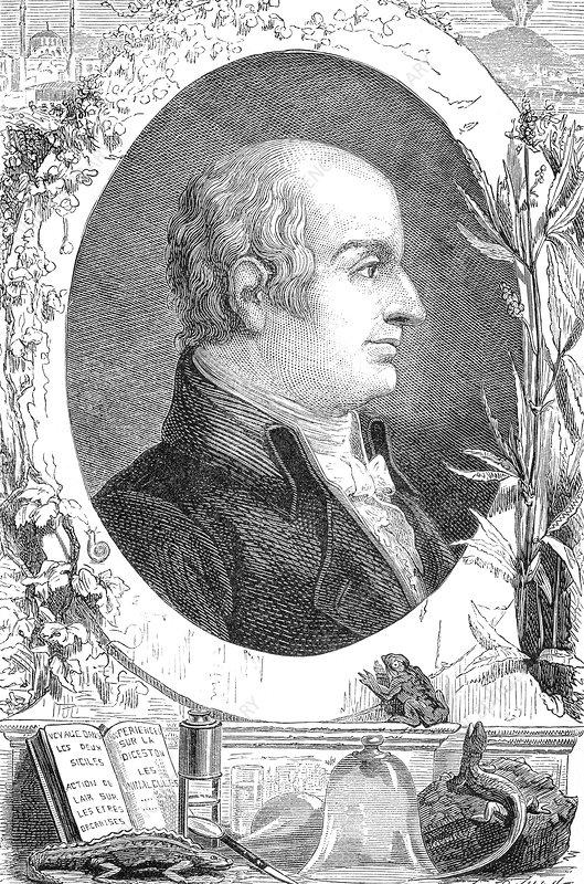 Lazzaro Spallanzani, Italian Biologist