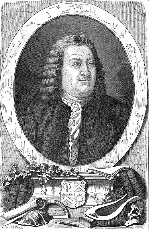 Albrecht von Haller, Swiss Physiologist
