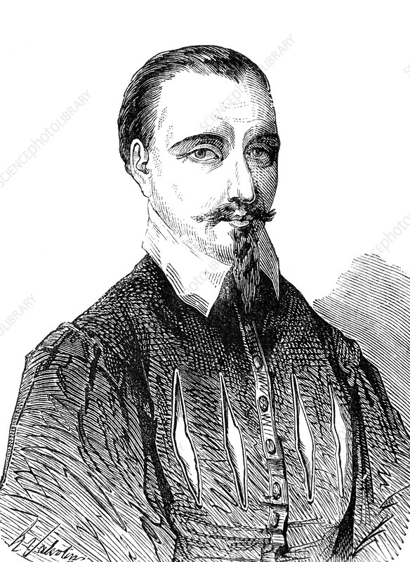 Olivier de Serres, French Soil Scientist