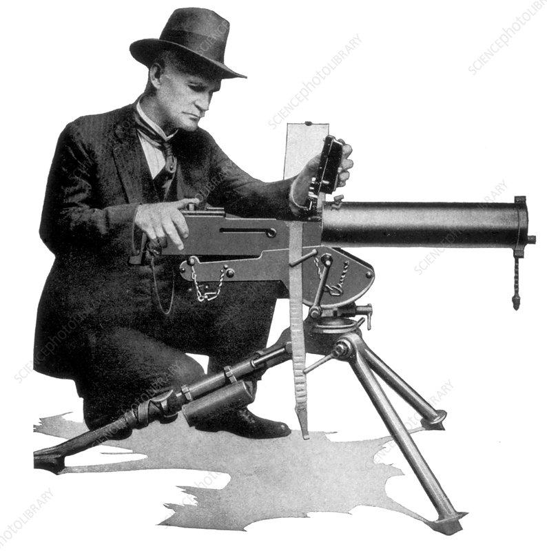 John Browning, American Firearms Designer
