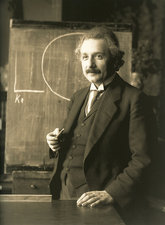 Albert Einstein, Lecturing in Vienna, 1921