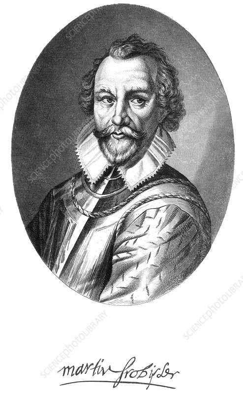 Martin Frobisher, English Privateer