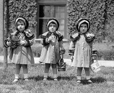 Triplets, The Boyd Sisters, 1924