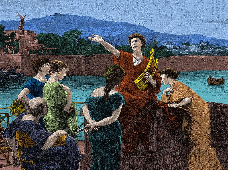 Gaius Valerius Catullus, Ancient Roman Poet