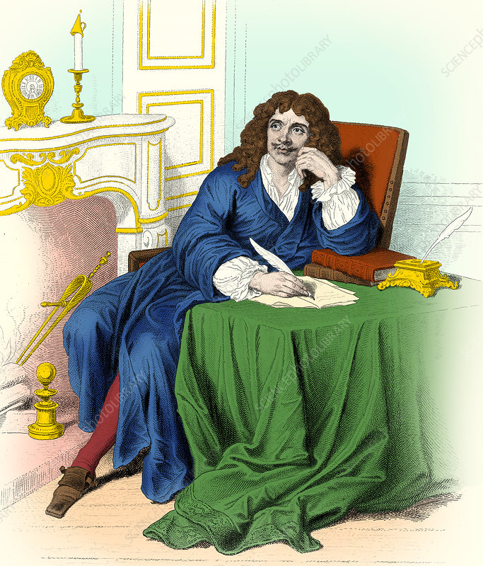 Moliere, French Playwright and Actor