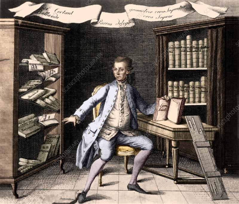 Johann Heinrich Lambert, Swiss Polymath