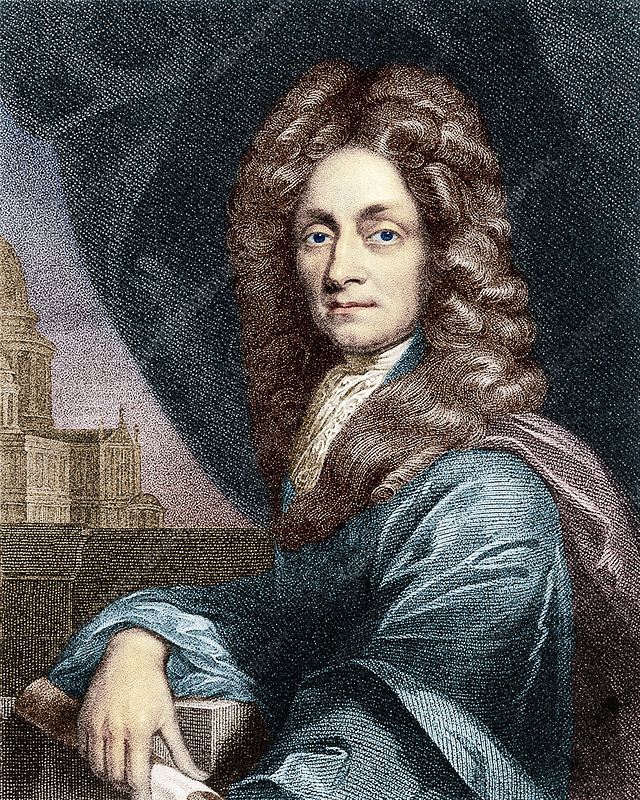 Sir Christopher Wren, Architect and Scientist