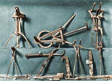 Roman Surgical Instruments, 1st Century