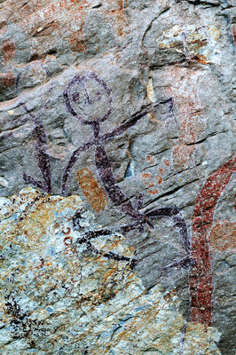 Neolithic Rock Paintings