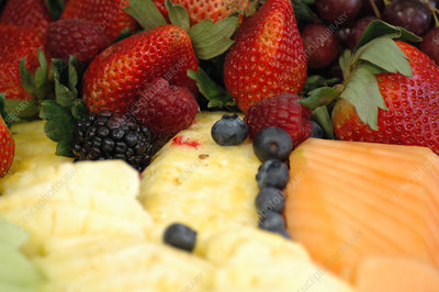 Fibre: Fruits