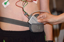 Holter Monitor on 14-Year-Old