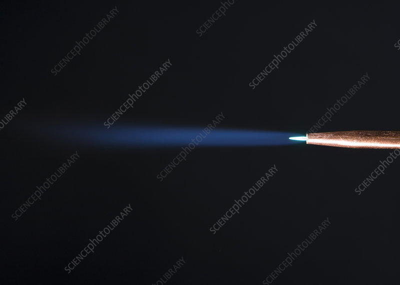 Welding Tip with Neutral Flame