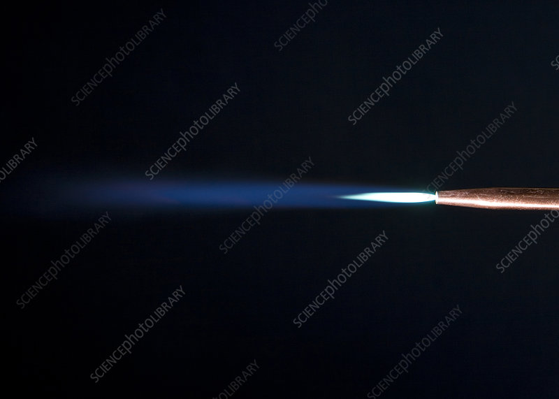 Welding Tip with Carburizing Flame