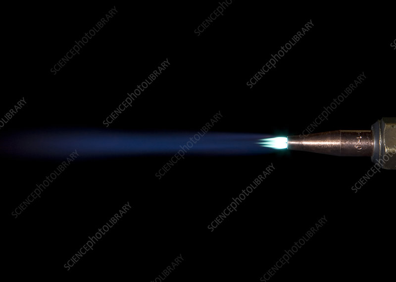 Cutting Tip with Carburizing Flame