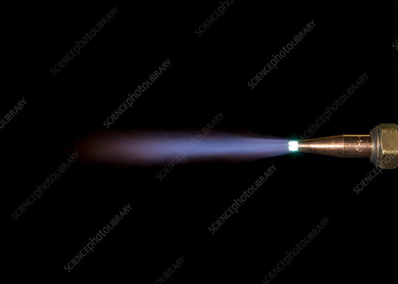 Cutting Tip with Neutral Flame