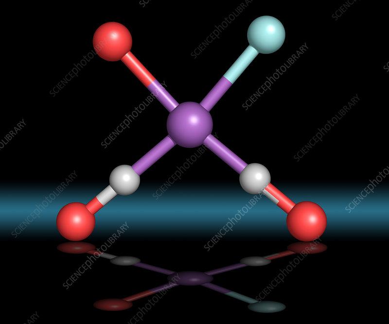 Fluoroantimonic Acid Molecule