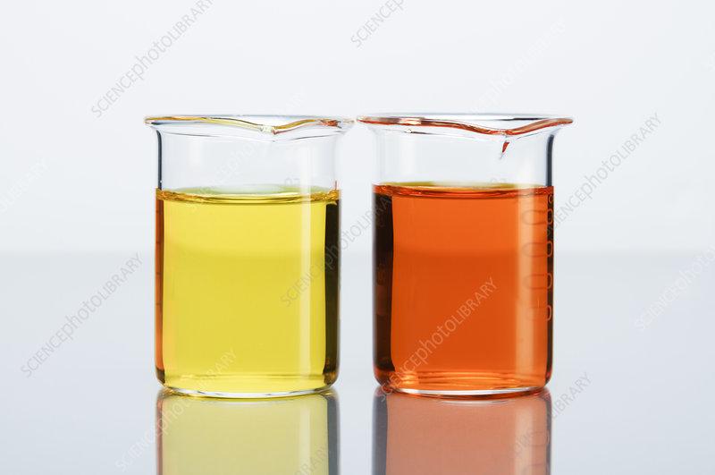 Potassium Chromate & Potassium Dichromate