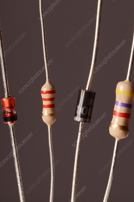 Carbon Film Resistors