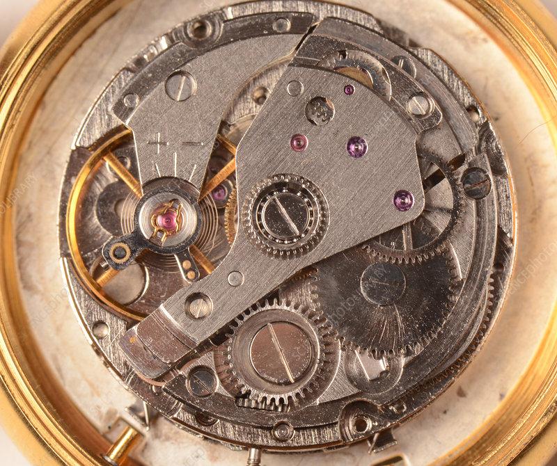 Wrist Watch Parts