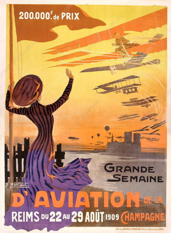 Reims Grand Week of Aviation, 1909