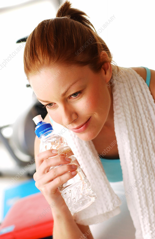 Hydration after physical activity