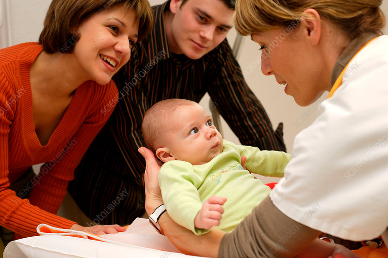 Paediatric consultation