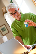Purchasing medication online