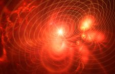 Black hole mergers and gravitational waves