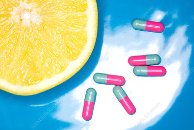 Medication and grapefruit