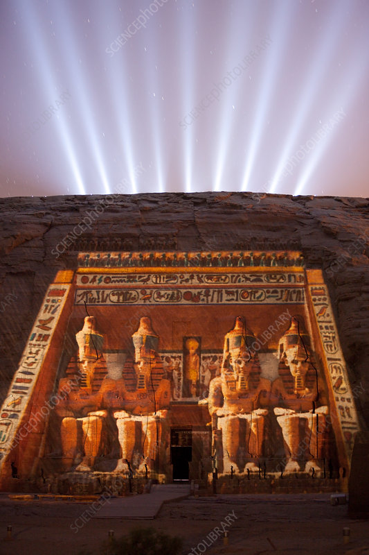 Great Temple of Pharaoh Ramesses II