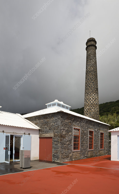 Whaling Museum in Lajes do Pico
