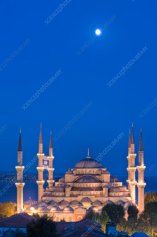 Blue Mosque, Sultan Ahmed Mosque