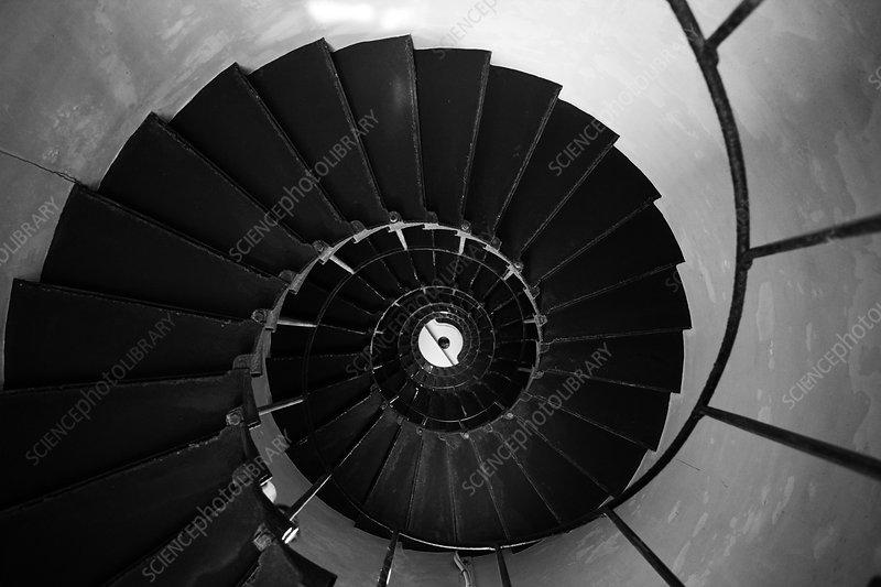 Lighthouse Open Newel Stair