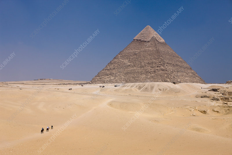 Pyramid of Khafra