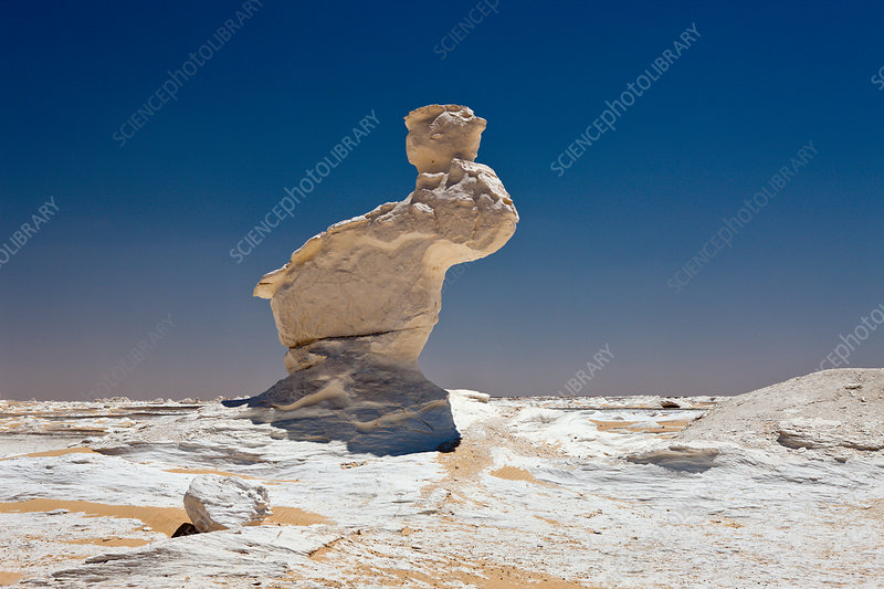 Formations, White Desert National Park