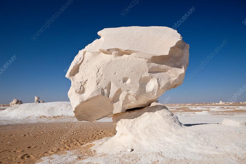 Formations, White Desert National Park