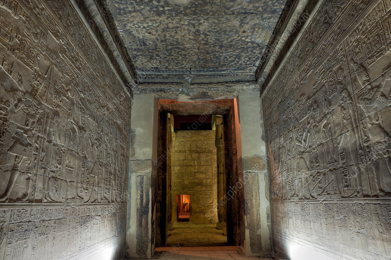 Holy of Holies of Luxor Temple