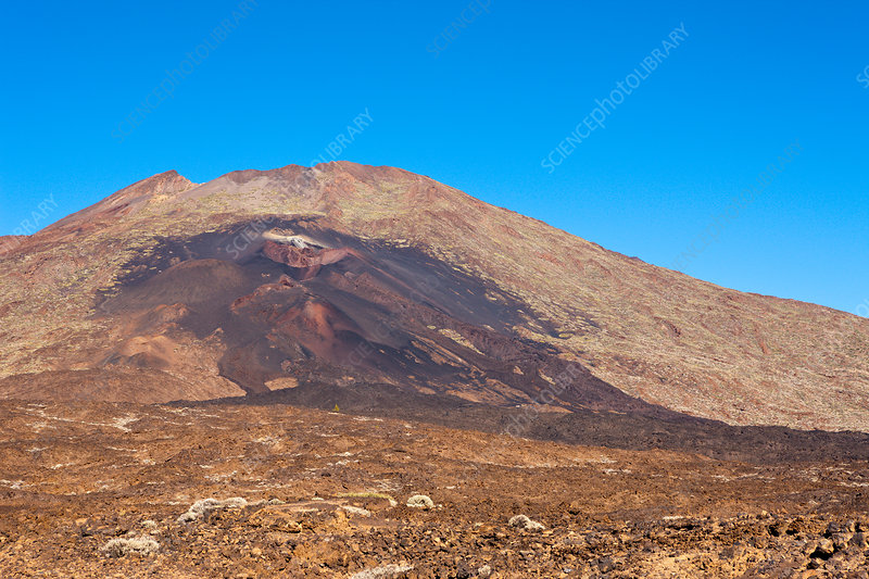 Pico Viejo Volcano at Teide National Park
