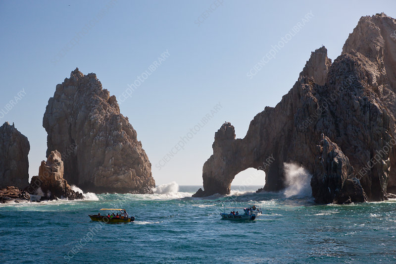 Trip to Lands End at Cabo San Lucas