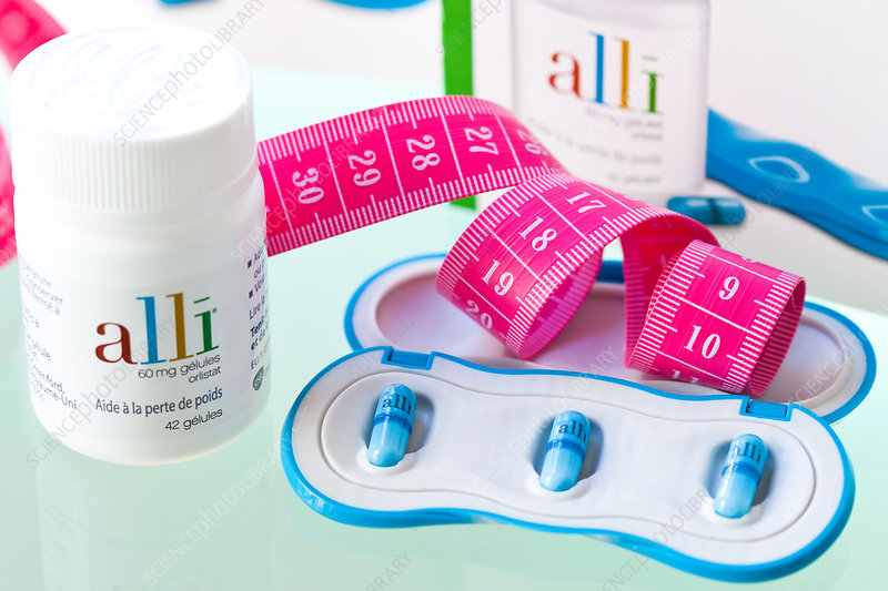 Alli diet drug
