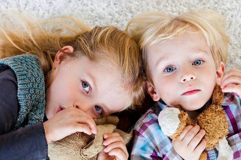 5 and 7 year old brother and sister